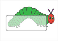 The Very Hungry Caterpillar Self-Registration