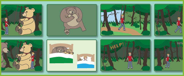 Early Learning Resources Where S My Teddy Story