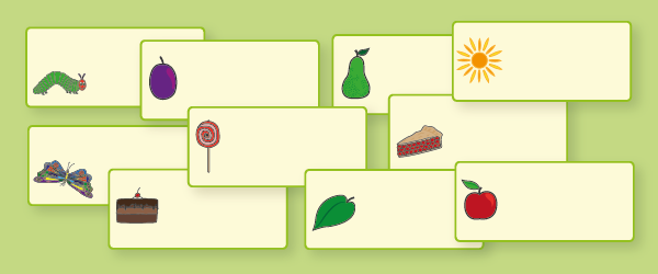 The Very Hungry Caterpillar Editable Labels Free Early