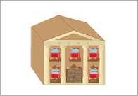 3D Model Building: Bank