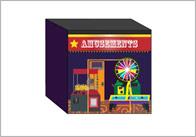 3D Model Building: Amusement Arcade
