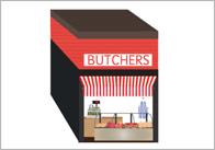 3D Model Building: Butchers
