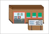 3D Model Building: Doctors Surgery