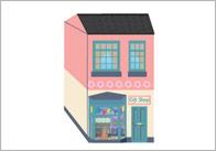 3D Model Building: Gift Shop