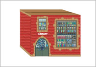 3D Model Building: Library