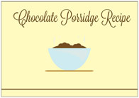 Chocolate Porridge Recipe