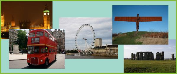 St George's Day/English Landmarks Photo Pack