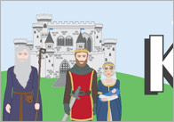 King Arthur Display Banners