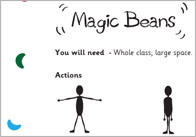 Magic Beans 1 Magic Beans Game