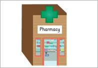 3D Model Building: Pharmacy