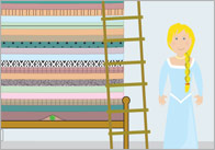 The Princess and the Pea Story Visuals