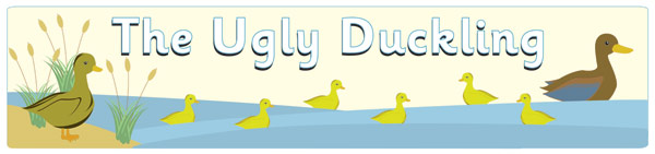 The Ugly Duckling Display Banner