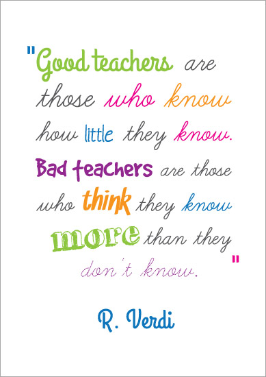 Early Learning Resources Inspirational Quotation Poster R