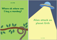 misspelt book titles