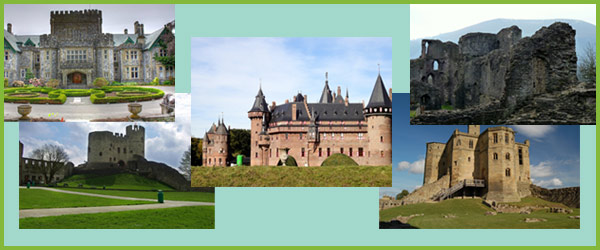 Castles Photo Pack