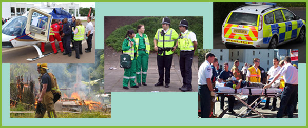 Emergency Services Photo Pack