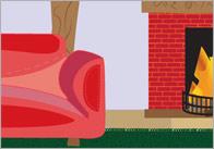 Goldliocks Small World Scenery – Part 4: Living Room