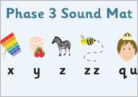 Phase 3: Sound Mat