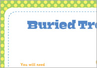 Buried Treasure Game