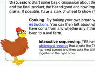 Little Red Hen Story Activities
