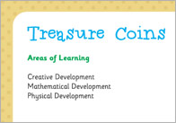 Treasure Coins Pirate Activity