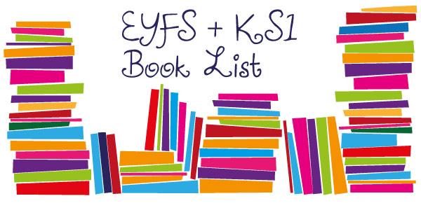 Colours Themed Book List