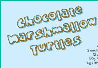 Chocolate Marshmallow Turtle Recipe