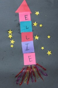 Early Learning Resources Space Themed Day - Activity Ideas ...