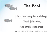 The Pool rhyme