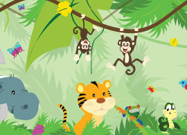 Jungle Themed Activities Eyfs And Ks1 Free Early Years