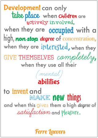 Ferre leavers inspirational quote free early years amp primary