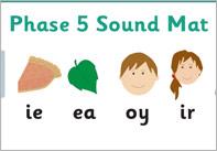 Phase 5 Sound Mats