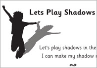 Shadows poem