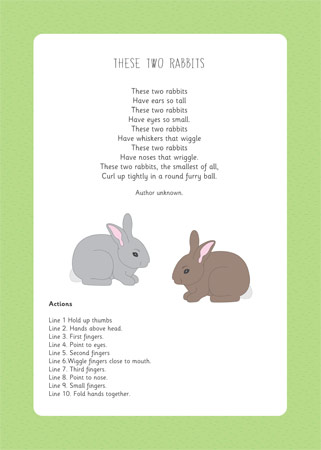 Words That Rhyme With Animals Kids