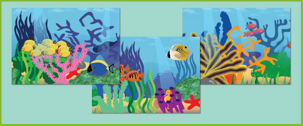 early learning resources coral reef  u0026 39 under the sea u0026 39  small