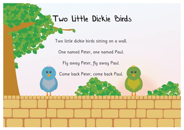 Image result for two little dickie birds