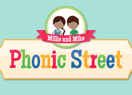 An overview of our first app: Phonic Street