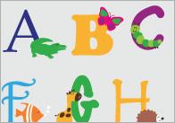 Animal-alphabet-posters