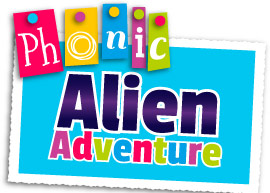Phonic-Alien-Adventure
