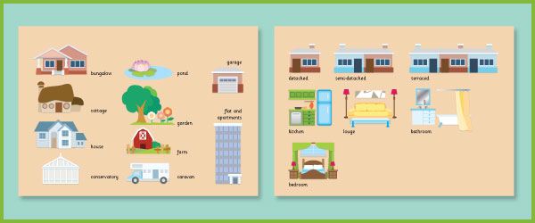House Word Mat | Free Early Years & Primary Teaching Resources ...