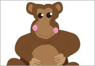 Monkey-babies-number-rhyme
