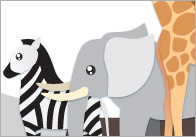 Safari-Wildlife-A4-page-borders-thumb