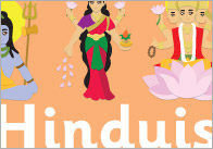 Hinduism Display Poster