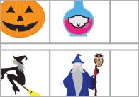 Complete The Pattern Worksheets – Halloween