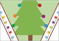 Christmas-bunting