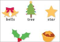 Christmas-word-mat