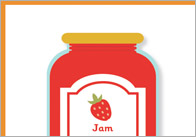 Editable Food Labels