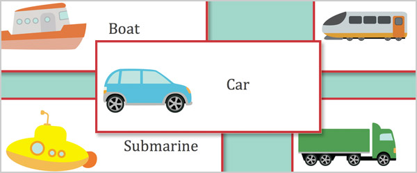 Editable Vehicle Labels
