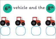 Ordinal-numbers-worksheets