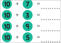 Teen-numbers-worksheets